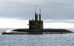 Nga tiếp tục sản xuất tàu ngầm lớp Lada