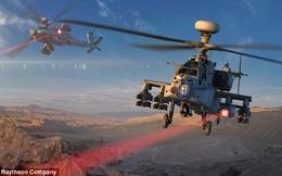 """Vũ khí laser của Mỹ tinh vi nhất mọi thời đại khiến đối thủ phải """"chết khiếp"""""""