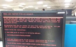 Cục An toàn thông tin hướng dẫn cách xử lý mã độc tống tiền Petya