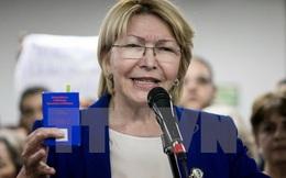 Venezuela phong tỏa tài sản và cấm xuất cảnh đối với Tổng Chưởng lý