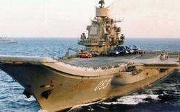 """Nga-Anh """"đấu khẩu"""" tàu sân bay ai tốt hơn?"""