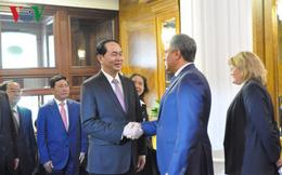 Mối quan hệ Liên bang Nga – Việt Nam là đặc biệt quý giá