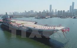 Trung Quốc lần đầu cho công chúng thăm tàu sân bay Liêu Ninh