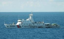 Tàu do thám hải quân Trung Quốc tiến vào vùng biển Nhật Bản