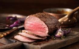 9 bệnh nghiêm trọng nằm trong danh sách các loại thịt đỏ gây ra