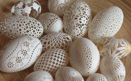 6 bài thuốc hay từ vỏ trứng