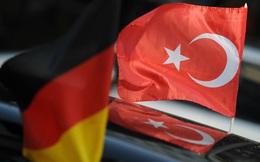 Đức-Thổ Nhĩ Kỳ lại căng thẳng vì hình ảnh trước Phủ Thủ tướng Merkel