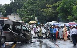 Tai nạn thảm khốc ở Kon Tum: Khởi tố, bắt tạm giam tài xế