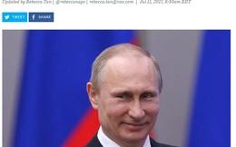 Trung Quốc cấm chỉ trích Tổng thống Nga Putin trên các mạng xã hội