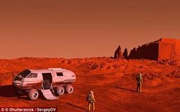 """Phát hiện hóa chất lạ trên sao Hỏa: """"Cái kết buồn"""" cho việc tìm sự sống ngoài hành tinh?"""