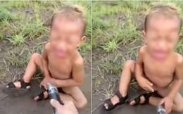 Tuyên án kẻ bạo hành, chích roi điện bé trai 3 tuổi rồi quay clip