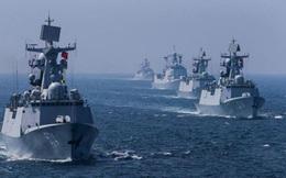 Hải quân Anh theo dõi sát đội tàu chiến Trung Quốc đi qua eo biển Manche