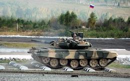 """Trợ lý của Tổng thống Putin: Nga vừa bán """"một lô lớn"""" xe tăng T-90"""