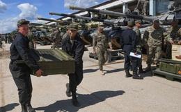 Nga huy động lượng lớn xe tăng T-72, sẵn sàng cho cuộc đua nghẹt thở