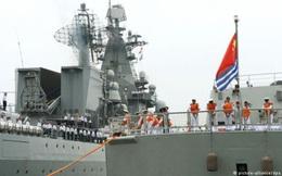 Tập trận với Nga trên biển Baltic, Trung Quốc có tham vọng gì?