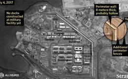 Lộ quy mô căn cứ quân sự của TQ ở nước ngoài