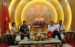 Hải quân nhân dân Việt Nam-Hải quân Ấn Độ: Tăng cường hợp tác những gì?
