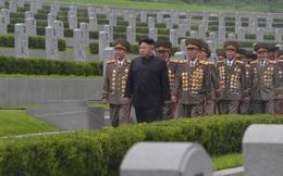 """Ông Kim Jong Un nói """"toàn bộ nước Mỹ"""" đã nằm trong tầm bắn của tên lửa Triều Tiên"""