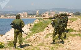 Lo ngại an ninh, Nga lập hàng rào phòng thủ chống phá hoại dọc căn cứ hải quân ở Syria
