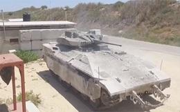 Israel giới thiệu xe bọc thép phù hợp với địa hình chiến đấu phức tạp