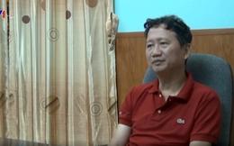 Trịnh Xuân Thanh ra đầu thú