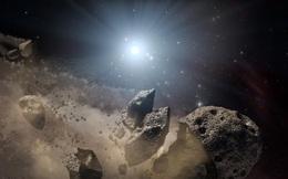 Xác định khu vực có tiểu hành tinh già nhất Hệ Mặt Trời