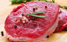 Những loại thực phẩm tốt cho người thiếu máu