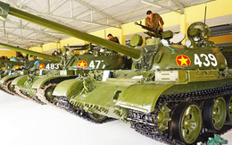 Hội thi kỹ thuật Tăng - Thiết giáp toàn quân năm 2017