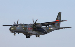 Không quân Việt Nam đưa máy bay C-295 hiện đại vào trực chiến