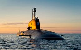 Nga công bố video tàu ngầm nguyên tử bắn tên lửa Kalibr
