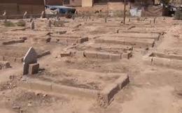 Người Syria biến công viên thành nghĩa trang vì bị IS giết hại quá nhiều