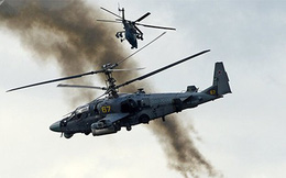 """Đặc nhiệm Syria đột kích """"thần sầu"""", đánh bại IS tại As Sukhnah"""