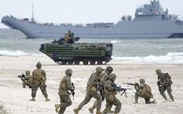 Phương Tây nghi ngờ Nga sử dụng vũ khí bí mật chống chiến hạm Mỹ