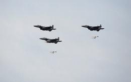 Máy bay Hàn Quốc tập trận không kích lãnh đạo Triều Tiên để trả đũa vụ phóng tên lửa