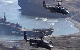 """Nga """"múc cháo"""": Trực thăng hiện đại về tay Ấn Độ - Ai Cập"""