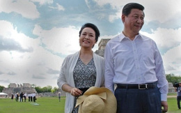 Bà Bành Lệ Viên tiết lộ chuyện thất vọng khi lần đầu gặp mặt ông Tập Cận Bình
