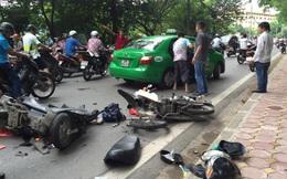Gần 60 người chết vì TNGT trong 3 ngày nghỉ lễ Quốc khánh