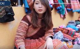 Sự thật về cô gái dân tộc xinh xắn trong clip hỏi vợ với 100.000đ ở Sa Pa