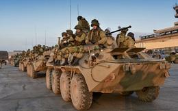 """Có chuyên gia, vũ khí Nga ở Syria: Lính quân đội Syria """"chất từng đồng"""""""