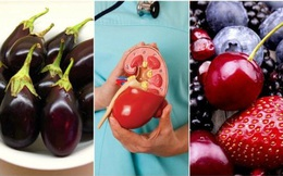 8 loại thực phẩm vừa ngon vừa bổ lại vừa rẻ giúp thận khỏe