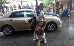 Thực hư thông tin lái xe đâm ngã cụ già 70 tuổi đi xe đạp rồi 'vứt xuống đường' ở Hải Phòng