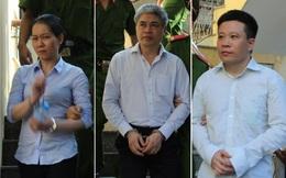 Cựu chủ tịch HĐQT OceanBank Hà Văn Thắm bị tuyên chung thân, Nguyễn Xuân Sơn án tử hình
