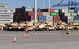 Vừa được chuyển ồ ạt tới Ba Lan, thiết bị quân sự Mỹ đã bị đánh cắp