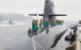 Ấn Độ tìm cách mua tàu ngầm Nhật Bản