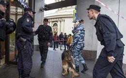 Nga bị đe dọa đánh bom khắp nơi, cả ở Quảng trường Đỏ