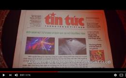 """Đoàn làm phim """"Chí Phèo ngoại truyện"""" đưa trái phép hình ảnh báo Tin Tức"""