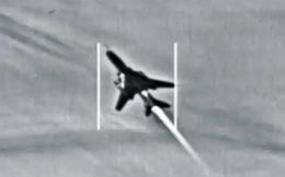 F-18 của Mỹ lạnh lùng tiêu diệt Su-22 của Syria: Lầu Năm Góc hé lộ đoạn video