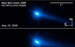 Các nhà thiên văn phát hiện một thiên thể kỳ lạ trong Hệ Mặt Trời