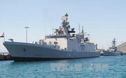 Tàu Hải quân hiện đại bậc nhất Ấn Độ thăm thành phố Hải Phòng