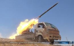 IS phản đòn tàn bạo, cấp tập nã pháo phản lực ở Hama, Syria: Có thương vong lớn